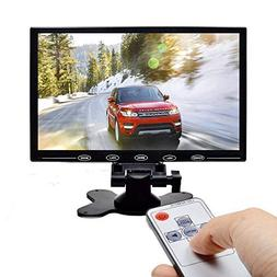Headrest Video HD Inch Monitor 1024x768 TFT Color Screen, In