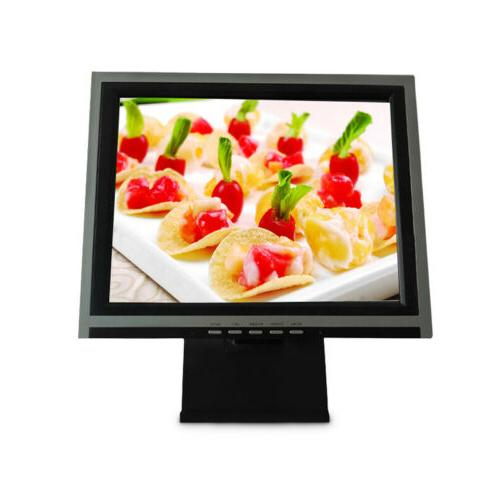 15 Inch Touch Screen LED Resolution VGA For Retail Pos