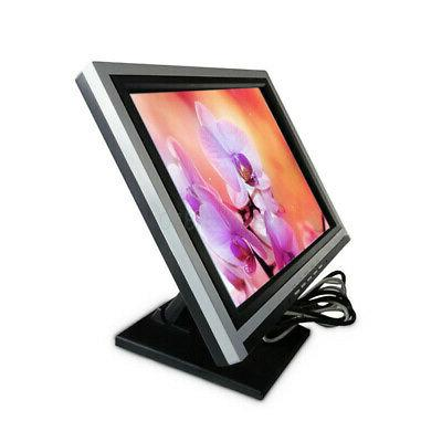 15 VGA LED Monitor Touch Screen for Windows