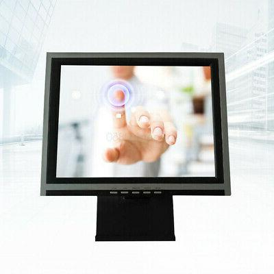 15 1024x768 Resolution VGA LED LCD Touch Windows PC