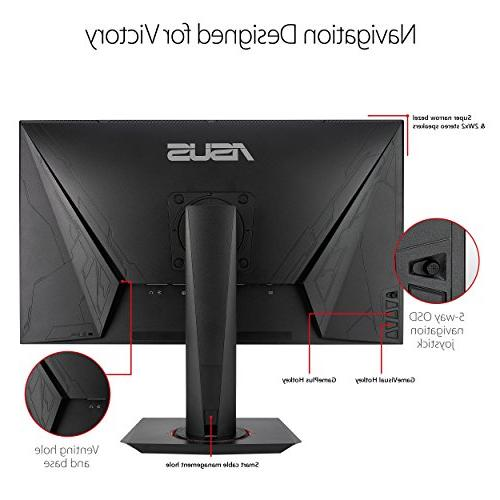 ASUS VG278Q HD Eye Compatible Adaptive with