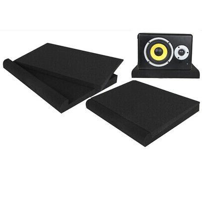 1set Monitor Accessories Black Replacement High Studio Pad