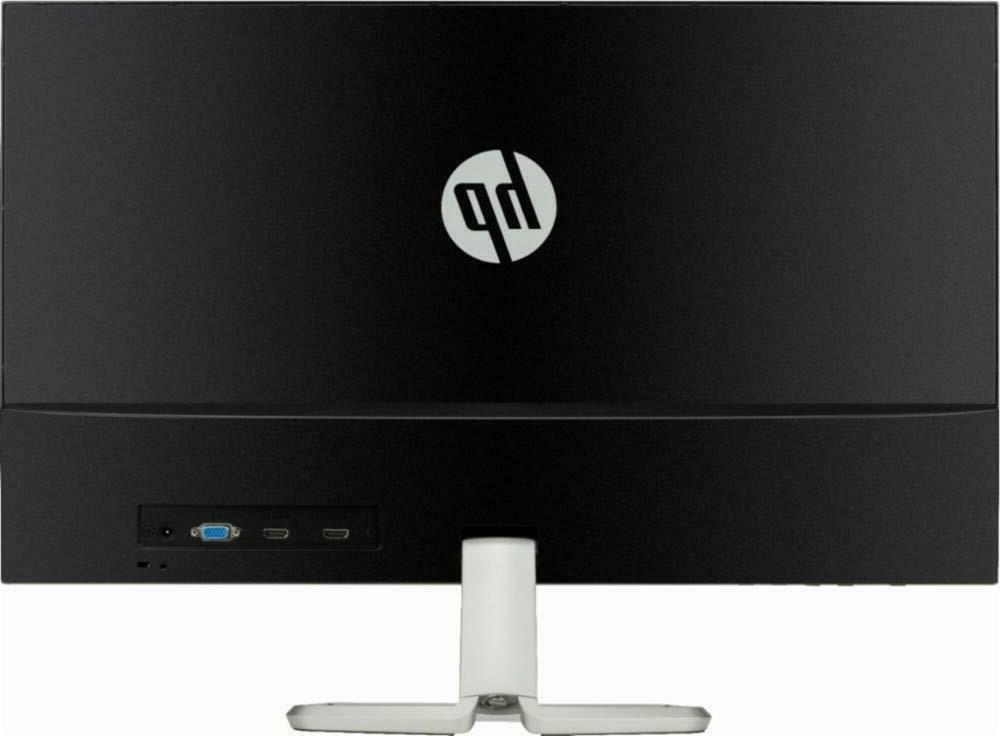 HP 2019 Widescreen LED HD FreeSync Natural Silver