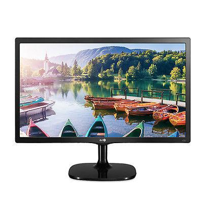 "LG 24M49VQ Monitor 24"" FHD 75Hz Flicker free 2ms  Reader Mod"