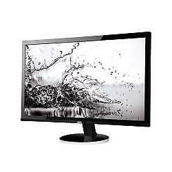 AOC 27 INCH 1 MS RESPONSE TIME LED MONITOR DISPLAY PORT HDMI