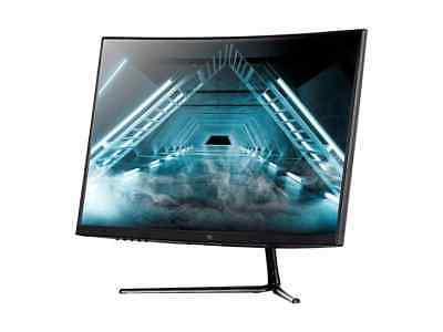 Monoprice 27in Curved Gaming Monitor - 1500R, FHD,