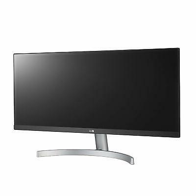 "LG 29WK600-W 29"" 21:9 IPS Monitor HDR10 and"