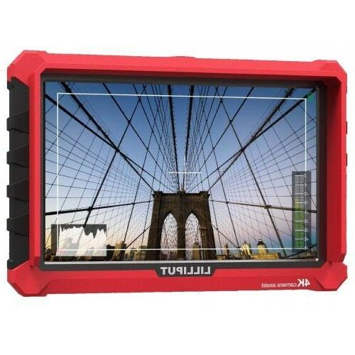 "Professional Lilliput A7S 7"" 1920X1200 4K Video Assist On-"