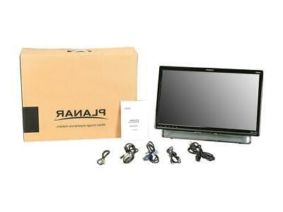 Planar HD LED LCD Touch Screen Monitor 5ms