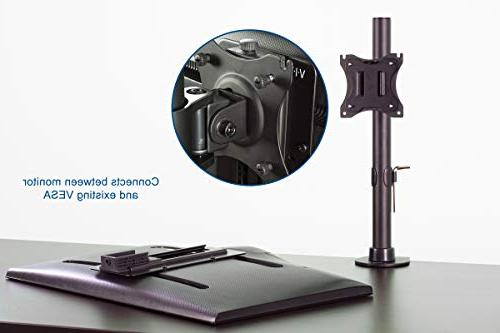 VIVO Adjustable Adapter for Monitor to
