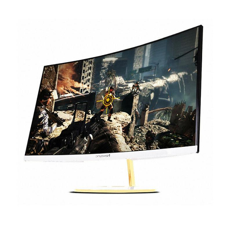 "Big Sale! NEWSYNC X27QHD 144Hz Curved 27"" LED 2560x1440 QHD"
