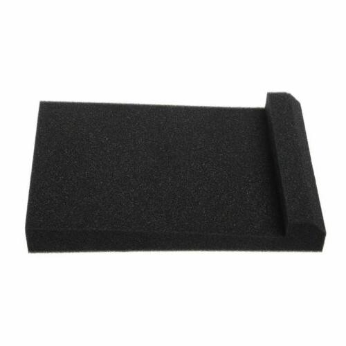 Black Sponge Studio Speaker Acoustic Foam Pad
