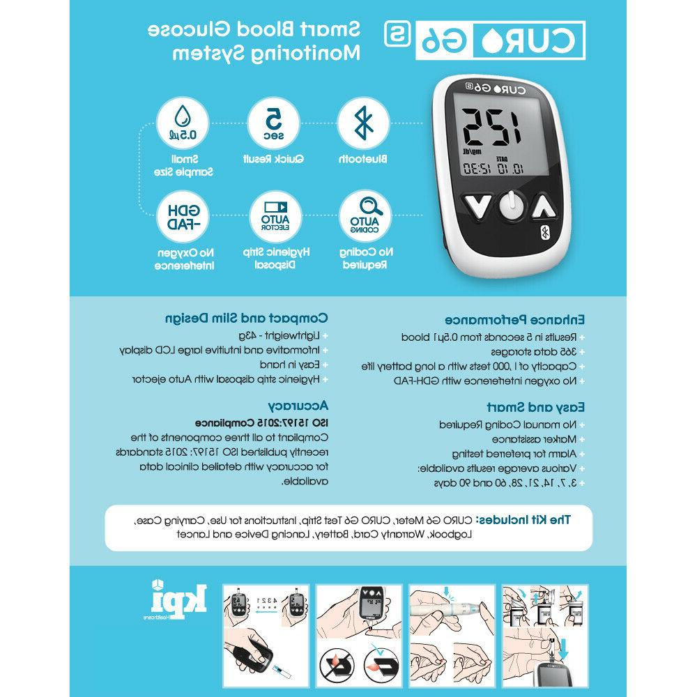 Blood Glucose - Home Monitor Glucose Meter