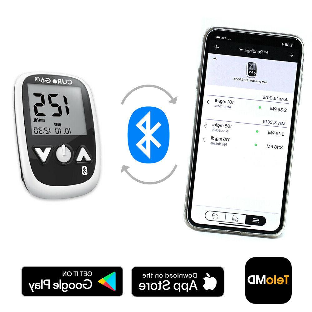 Blood Test - - Home Self Monitor Meter 50