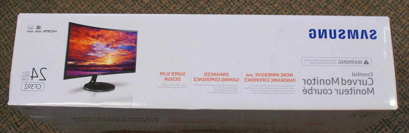 Samsung 24-Inch LC24F392FHNXZA NEW SEALED