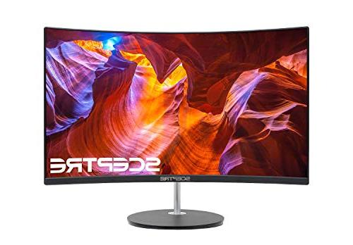 Sceptre Curved 75Hz Gaming LED Monitor Full HD 1080P HDMI VG