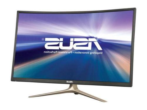 "ASUS Curved VA327H 31.5"" Full HD HDMI VGA Monitor"