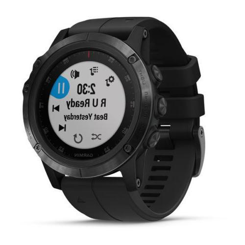 Garmin Fenix RATE Monitor COLOR maps 51mm