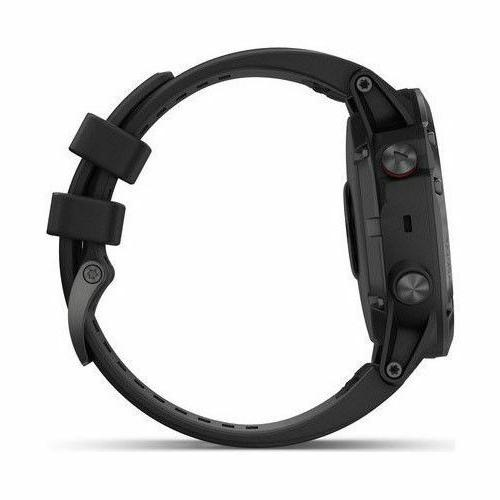 Garmin Fenix RATE maps