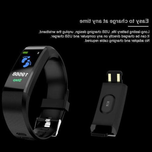Fitbit Android iOS Rate Activity Tracker Kids
