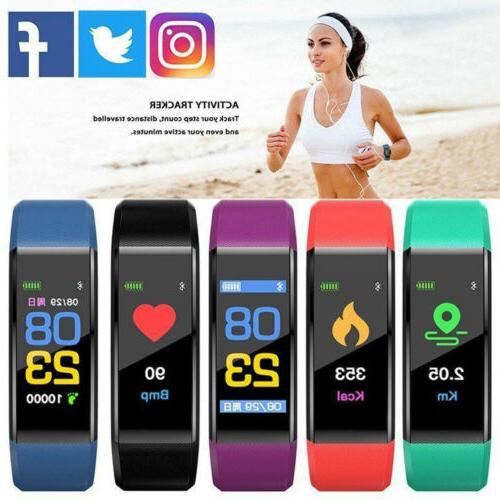 fitbit android ios heart rate fitness smart