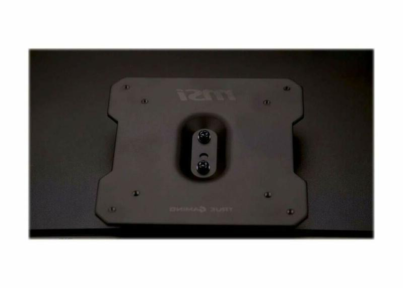 gaming monitor vesa mount adapter ag242m5