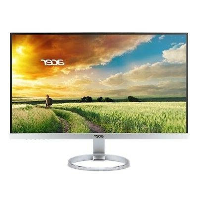 "Acer H7 H277HU 27"" 2560 x 1440 4ms HDMI IPS LED Monitor"