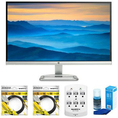 Hewlett Packard 27er 27-Inch IPS LED Backlit PC Monitor w/ A