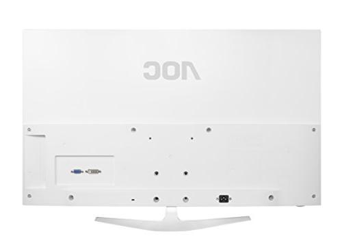AOC LED-Lit Monitor 250cd/m2 DCR