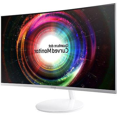 Samsung LC27H711QENXZA Curved 27-Inch Monitor 2560x1440