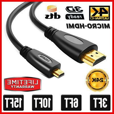micro hdmi to hdmi cable m m
