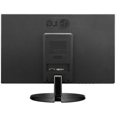 LG Monitor DVI-D / D-Sub Input Refresh Rate