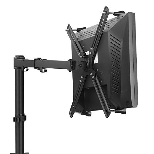 WALI Adapter Arm Mounting to Compatible VESA 75mm