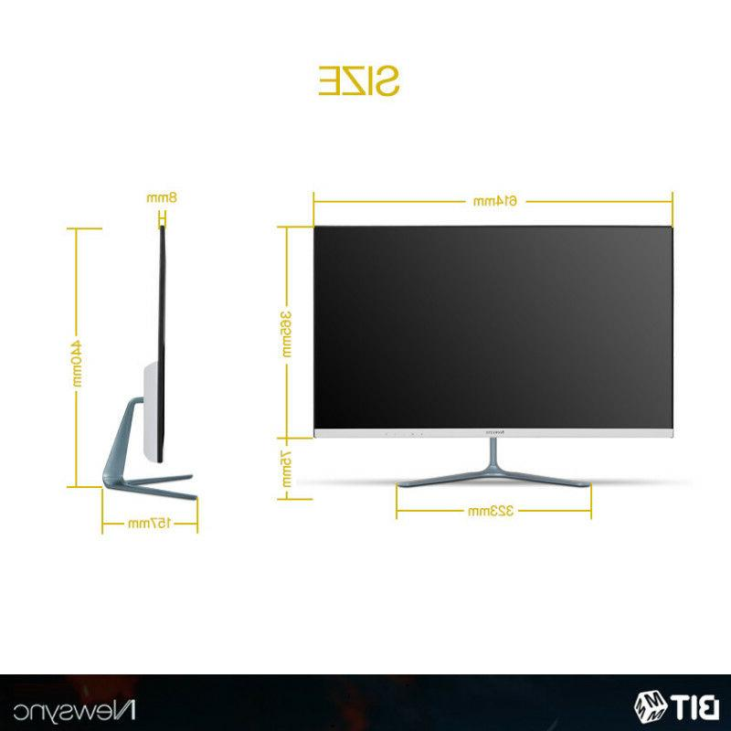 165Hz QHD Monitor