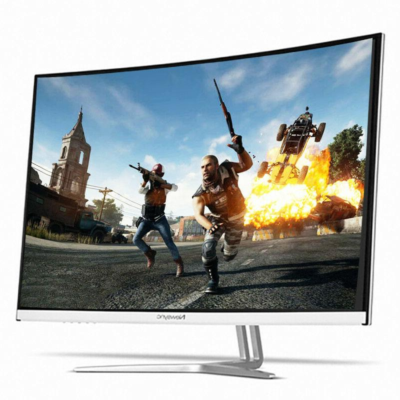 "NEWSYNC X32C 144Hz Curved 32"" LED FHD FreeSync 1ms DP HDMI"
