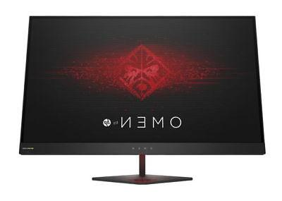 OMEN 27 by HP 27 Inch Gaming Monitor QHD 165Hz 1ms NVIDIA G-