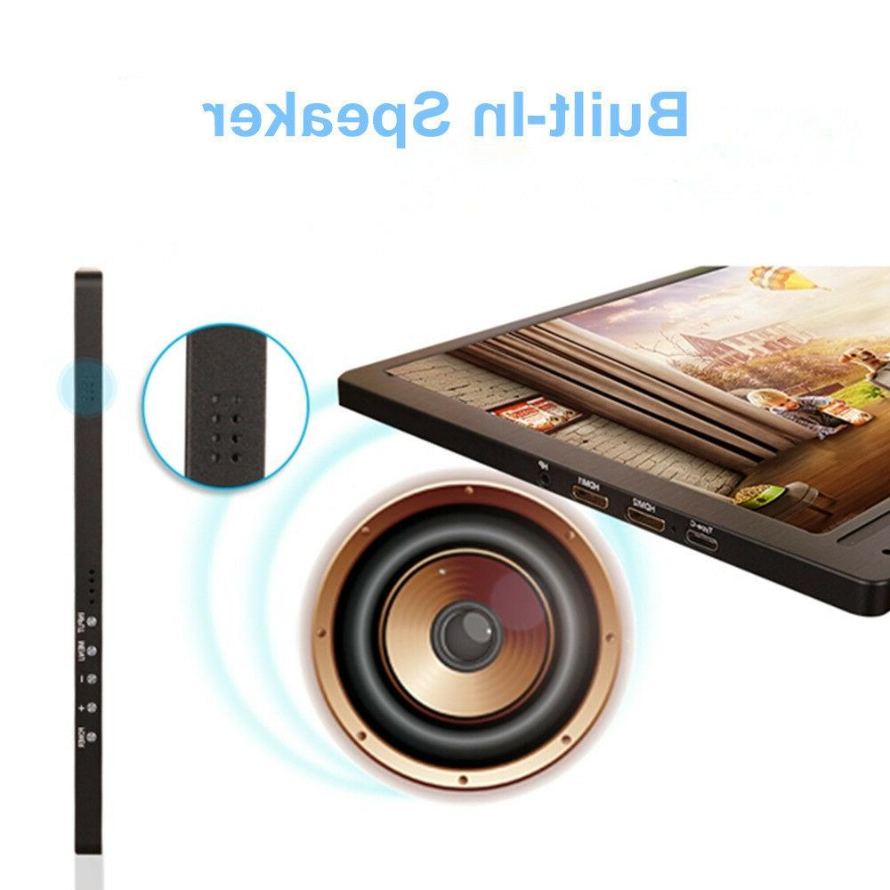 SIBOLAN S4 IPS 1080P Monitor with