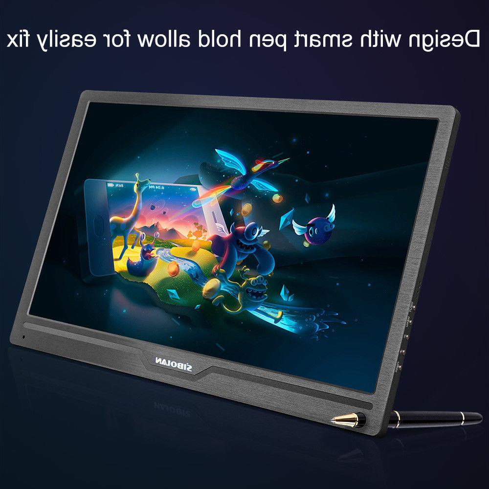SIBOLAN S4 inch IPS HDR Monitor