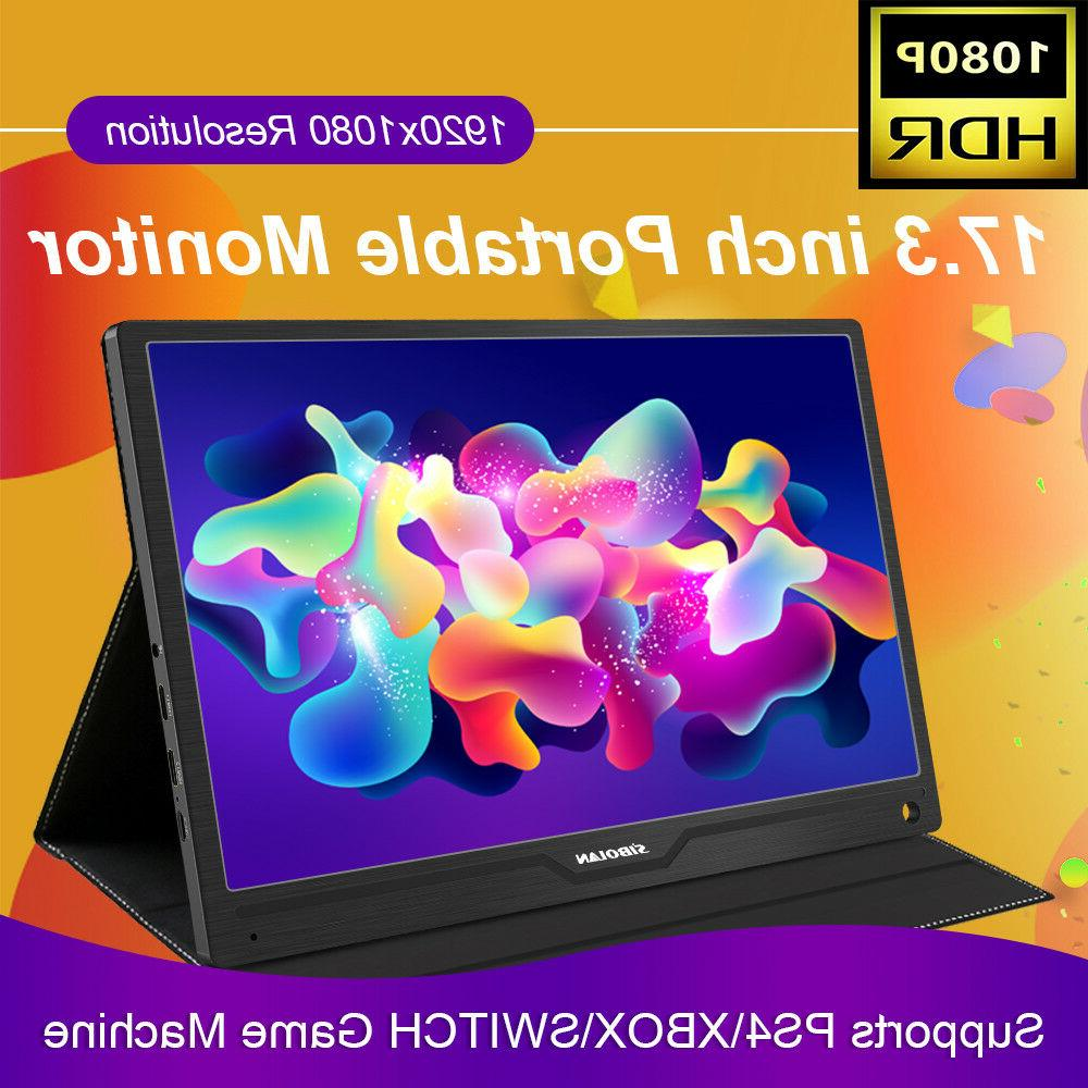 SIBOLAN IPS HDR Monitor with HDMI
