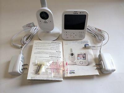 """Philips Avent SCD630/37 Digital Video 3.5"""" Baby Monitor- Cho"""