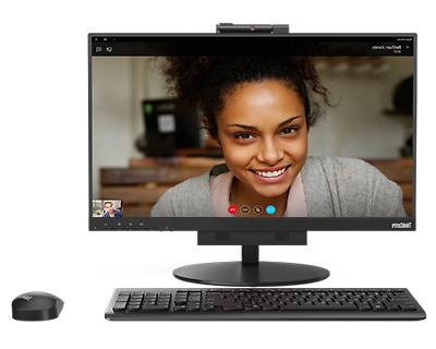 Lenovo Inch Monitor with and