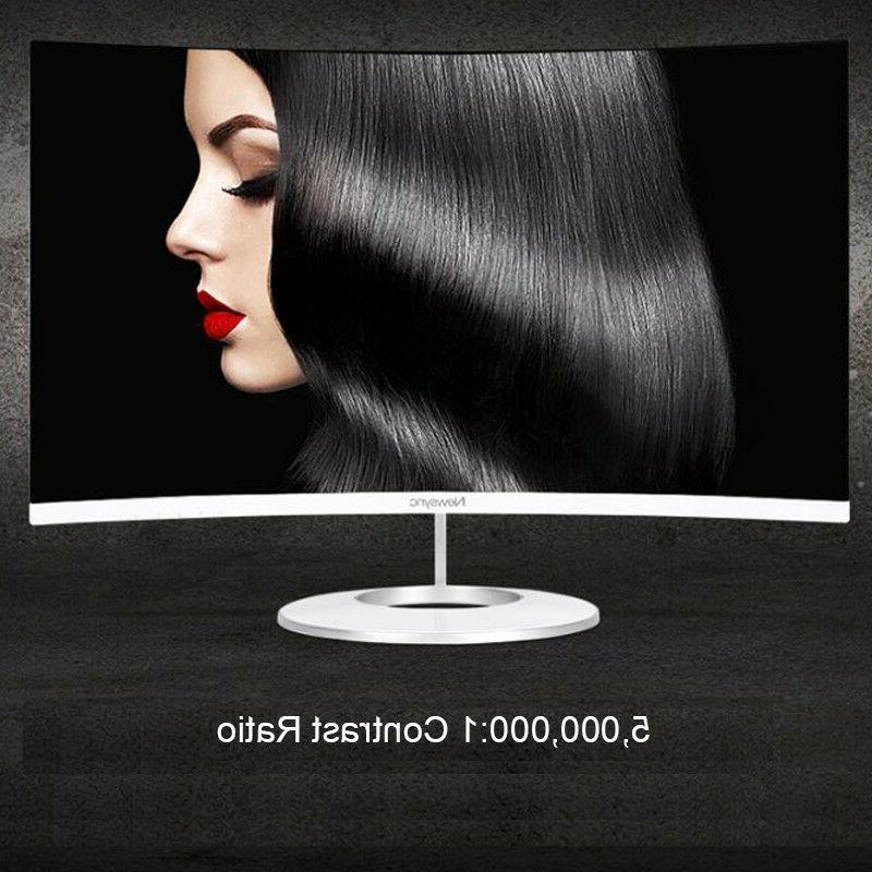 US Stock* X27C 144Hz Curved FHD AMD FreeSync Gaiming Monitor