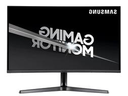 "Samsung LC27JG50QQNZA Series Curved 27"" Gaming Monitor Dark"