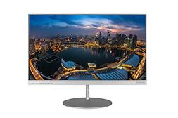 "Open-Box Excellent: Lenovo - L24q-20 23.8"" IPS LED HD Monito"