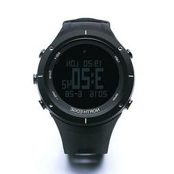 men s digital sport heart rate monitor