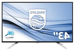 Philips Monitor Bdm4350uc 108cm 42.5in Ips Led 3840x2160 16: