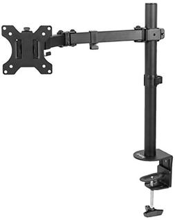 VIVO Full Motion Single VESA Computer Monitor Desk Mount Sta