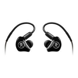 Mackie MP-220 Dual Dynamic Driver Professional In-Ear Monito