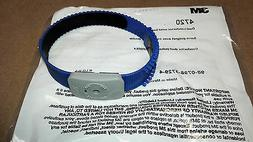 NEW 3M 4720 Dual Conductor Thermoplastic Wrist Strap for Mon