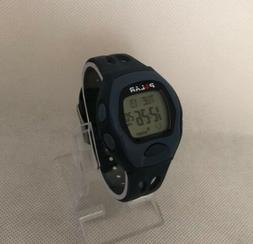 """New Polar Heart Rate Monitor Men's Watch """"Watch Only"""" CE0537"""